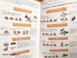 菜食の分類イラスト